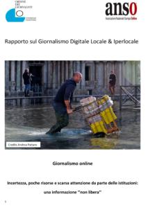 Giornalismo-Report